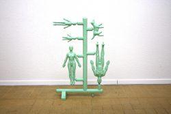 Max Grüter Skulptur Familienbausatz