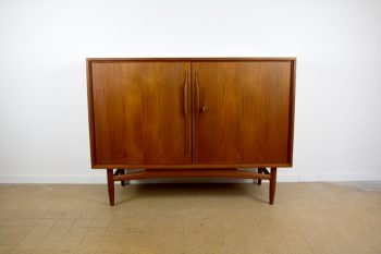 swiss teak sideboard vintage möbel